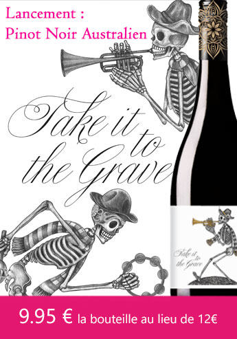 Pinot noir rouge 2016 Langhorne Creek Barossa Valley, Take it to the Grave