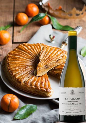 Le Chardonnay Palajo domaine Métairie d'Alon