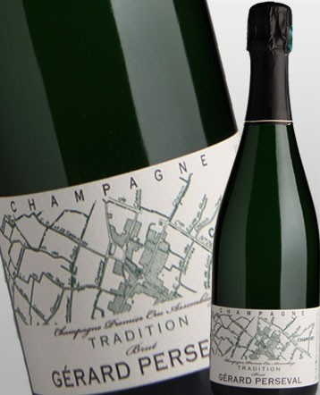 "Champagne ""Tradition"" Brut - Domaine Perseval"