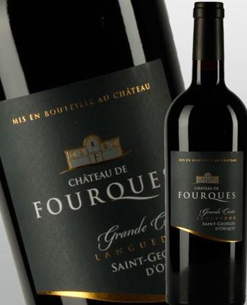 Languedoc Grande Cuvée Saint Georges d'Orques rouge 2015 - Château de Fourques