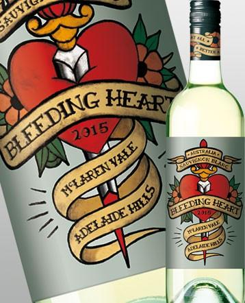 Sauvignon blanc 2017 - Bleeding Heart / Australie