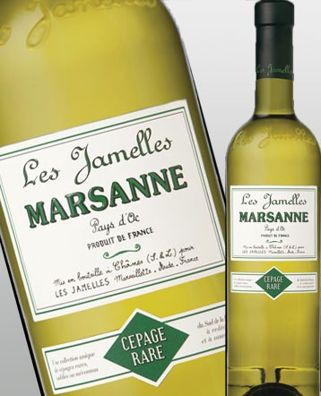 Marsanne blanc 2018 - Les Jamelles