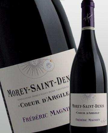 Morey St Denis Coeur d'Argile rouge 2014 - Frédéric Magnien