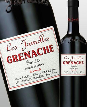 Grenache rouge 2018 - Les Jamelles