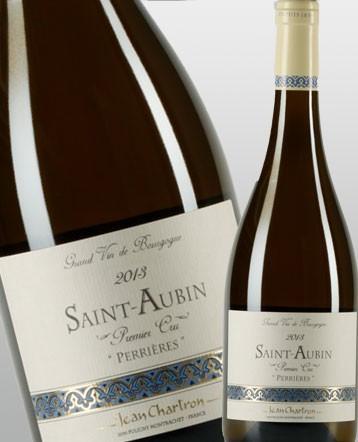 Saint Aubin 1er Cru Perrières blanc 2013 - Domaine Jean Chartron