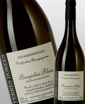 Beaujolais Classic Terres Dorées blanc 2018 - Domaine Jean-Paul Brun