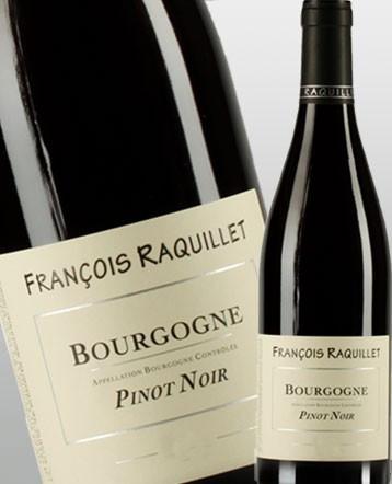 Bourgogne Pinot Noir rouge 2017 - Domaine François Raquillet