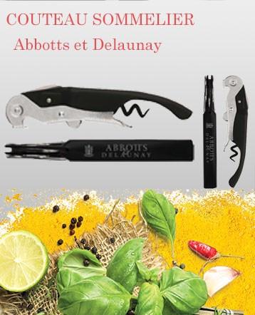 Couteau Sommelier Abbotts et Delaunay