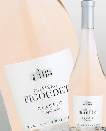 Cuvée Classic rosé 2018 - Château Pigoudet
