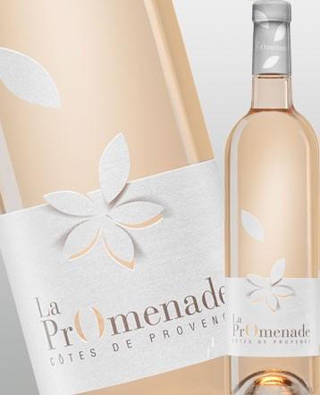 Côtes de Provence Rosé 2018 - La Promenade