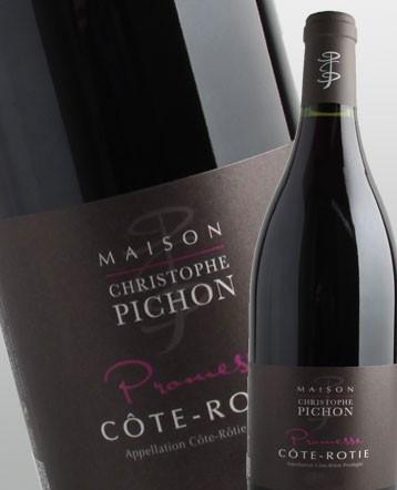 Cote Rôtie Promesse rouge 2017 - Maison Christophe Pichon