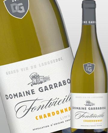 Chardonnay La Fontvieille blanc 2018