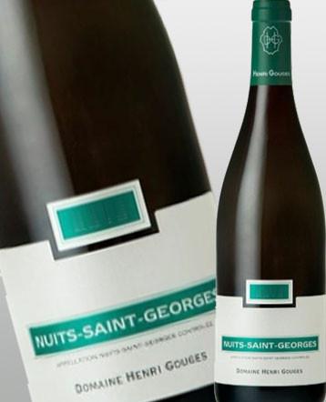 Nuits-Saint-Georges rouge 2016 domaine Henri Gouges