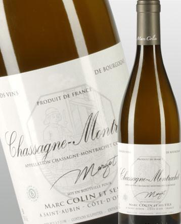 Chassagne Montrachet blanc 2017 - Domaine Marc Colin