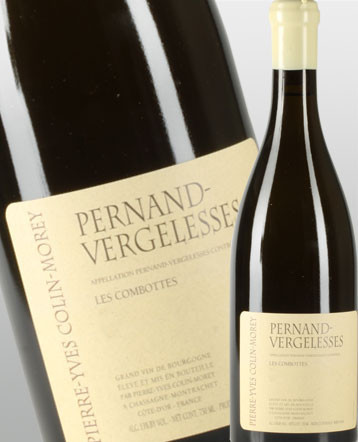 Pernand Vergelesses les Combottes blanc 2017 - Domaine Pierre-Yves Colin-Morey
