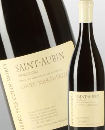 Saint Aubin 1er Cru Cuvée Marguerite blanc 2016 - Domaine Pierre-Yves Colin-Morey