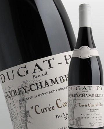Gevrey Chambertin Coeur de Roy rouge 2014 - Domaine Dugat Py