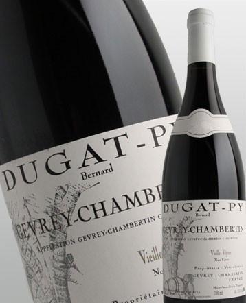 Gevrey Chambertin Vieilles Vignes rouge 2016 - Domaine Dugat Py