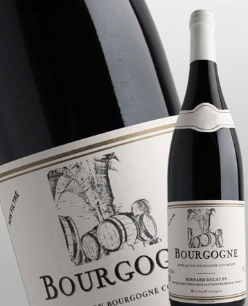 Bourgogne Rouge 2017 - Domaine Dugat Py