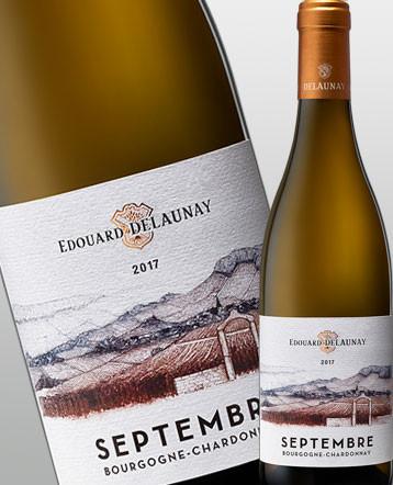 Bourgogne Chardonnay Septembre Blanc 2017 Edouard Delaunay