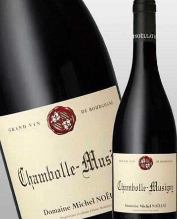 Chambolle Musigny rouge 2017 - domaine Michel Noellat