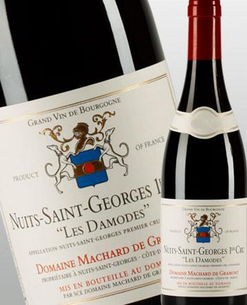 Nuits Saint Georges 1er Cru Les Damodes rouge 2016 - Domaine Machard de Gramont