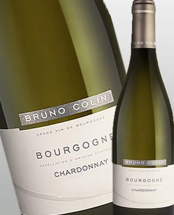Bourgogne Chardonnay blanc 2017 - Domaine Bruno Colin