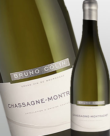 Chassagne-Montrachet blanc 2017 - Domaine Bruno Colin