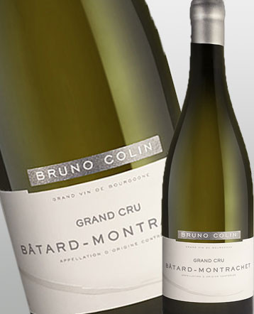 Batard-Montrachet Grand Cru blanc 2016 - Domaine Bruno Colin