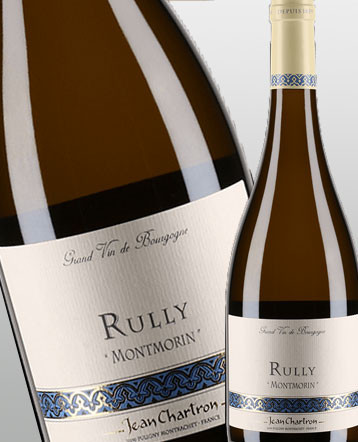 "Rully ""Montmorin"" blanc 2017 - domaine Jean Chartron"