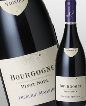 Bourgogne Pinot Noir rouge 2017 - Frédéric Magnien