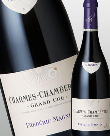 Charmes Chambertin Grand Cru bio rouge 2013 - Frédéric Magnien