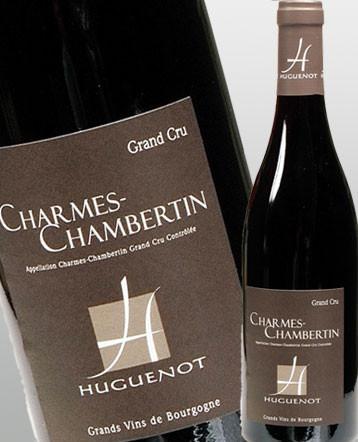 Charmes Chambertin Grand Cru rouge 2015 - Domaine Huguenot