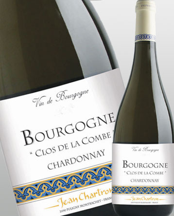 Bourgogne Chardonnay blanc 2017 - domaine Jean Chartron
