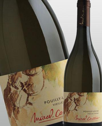 Pouilly Loché Vieilles Vignes blanc 2017 - domaine Marcel Couturier