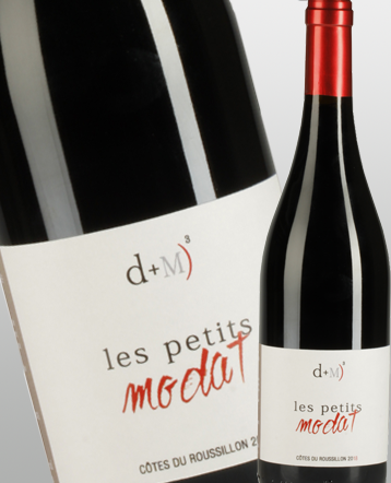 """Côtes du Roussillon """"Le Petit Modat"""" rouge bio 2018 - Domaine Modat"""