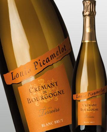 Crémant de Bourgogne Brut les Terroirs - Louis Picamelot