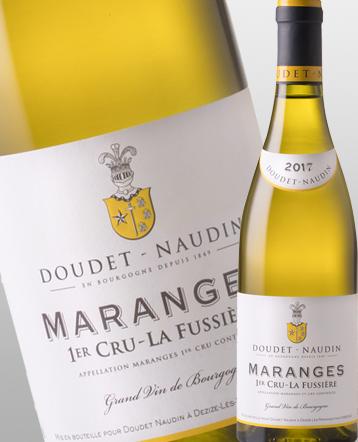 Maranges 1er Cru La Fussière blanc 2017 - Doudet Naudin