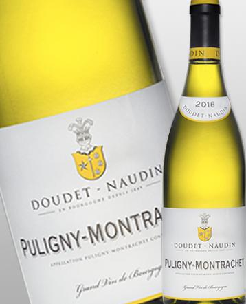 Puligny-Montrachet blanc 2016 - Doudet Naudin
