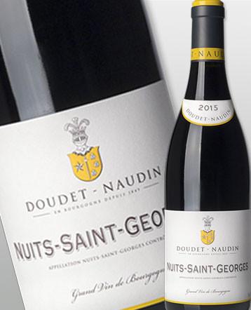 Nuits-Saint-Georges rouge 2015 - Doudet Naudin
