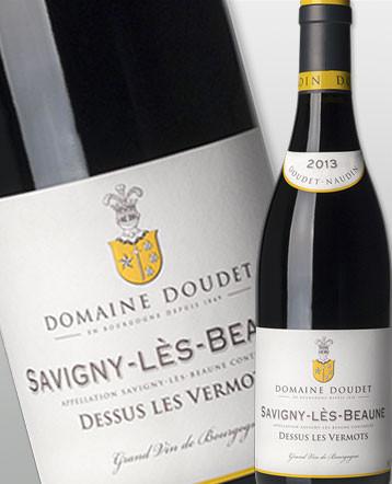 Savigny les Beaune Les Vermots rouge 2013 - domaine Doudet