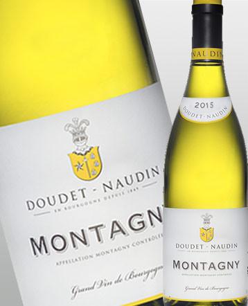 Montagny blanc 2015 - Doudet Naudin