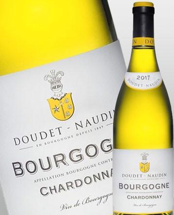 Bourgogne Chardonnay blanc 2017 - Doudet-Naudin