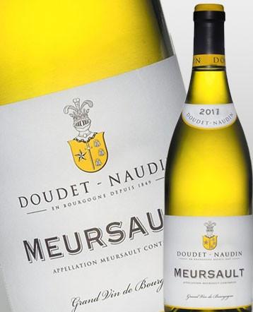 Meursault blanc 2017 - Doudet-Naudin