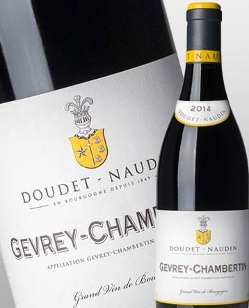 Gevrey-Chambertin rouge 2014 - Doudet-Naudin