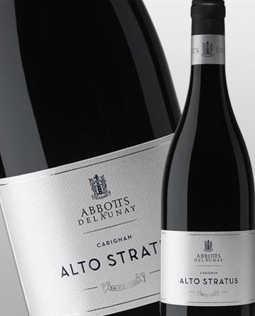 Alto Stratus rouge 2015 - Abbotts et Delaunay