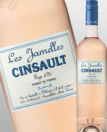 Cinsault rosé 2018 - Les Jamelles