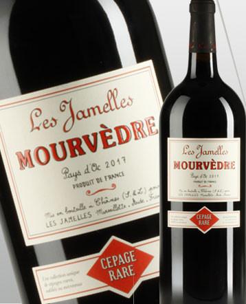 Mourvédre rouge 2017 MAGNUM - Les Jamelles
