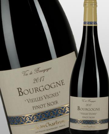 Bourgogne Pinot Noir Vieilles Vignes rouge 2017 - domaine Jean Chartron