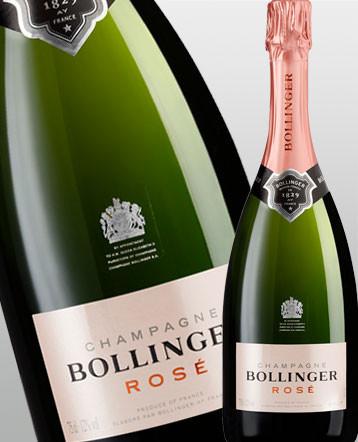 Bollinger rosé en étui - Champagne Bollinger